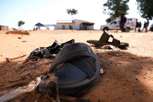 Mehr als 300 verschleppte Schüler in Nigeria freigelassen