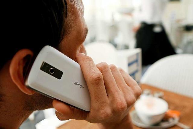 Gottesdienste live am Telefon hören