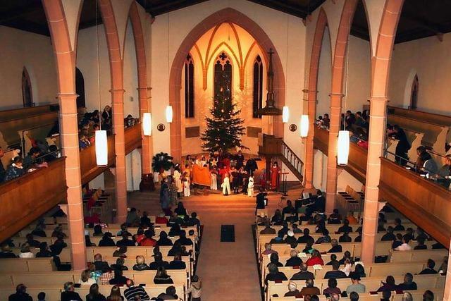 Weihnachtsgottesdienste in und um Freiburg sollen stattfinden – aber nicht überall