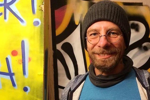 Roadie, Bungee-Surfer und trotz Corona nicht arbeitslos