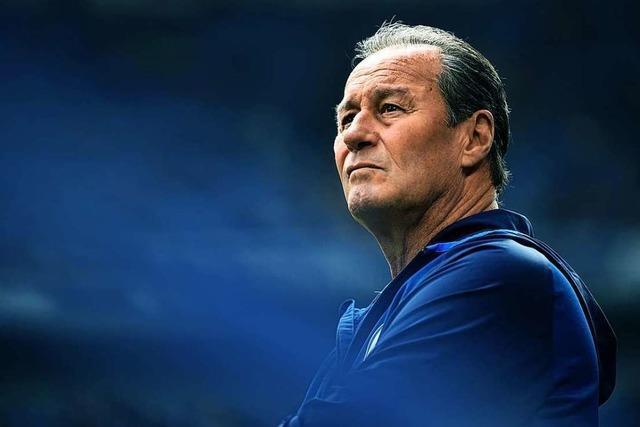 Medien: Schalke trennt sich von Trainer Baum - Stevens übernimmt