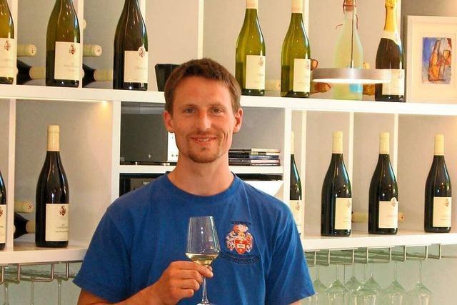 Nicolai Brock (Weingut von Gleichenstein in Oberrotweil)