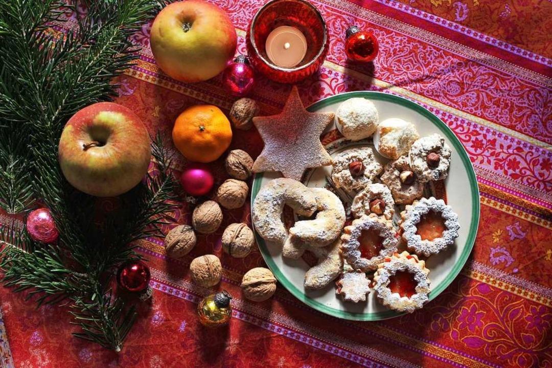 Weihnachten naht! Was nun?  | Foto: Karl-Josef Hildenbrand (dpa)