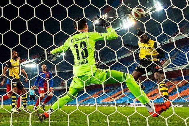 Noch eine Nummer zu groß: FC Basel verliert Gipfeltreffen gegen Bern