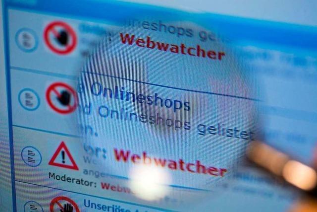 Massive Beschwerden wegen Fake-Shops im Internet