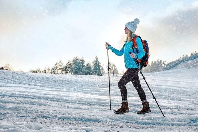Tipps für das Wandern mit Kindern im Winter