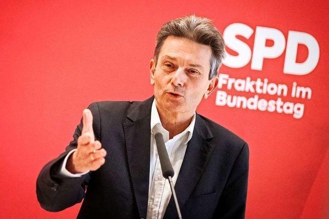 Rolf Mützenich – ein Pazifist greift durch