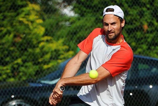 Wie geht's eigentlich dem Ex-Tennisprofi Moritz Baumann aus Inzlingen?