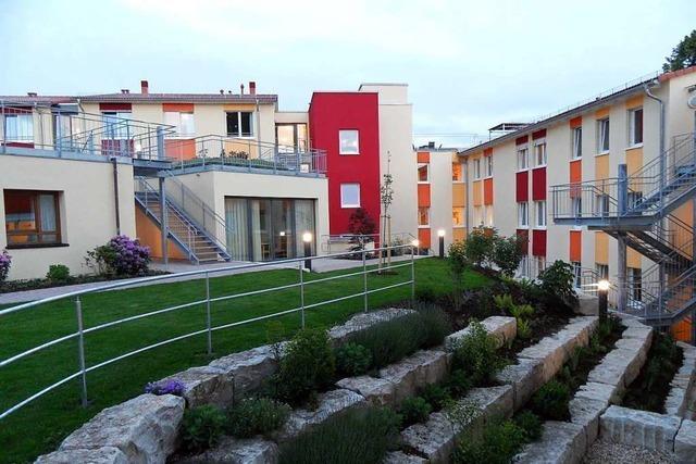 Klagen im Gemeinderat Kirchzarten über Seniorenzentrum