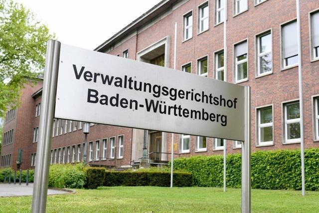Verwaltungsgerichtshof bestätigt Verbot der Querdenken-Demo in Weil am Rhein