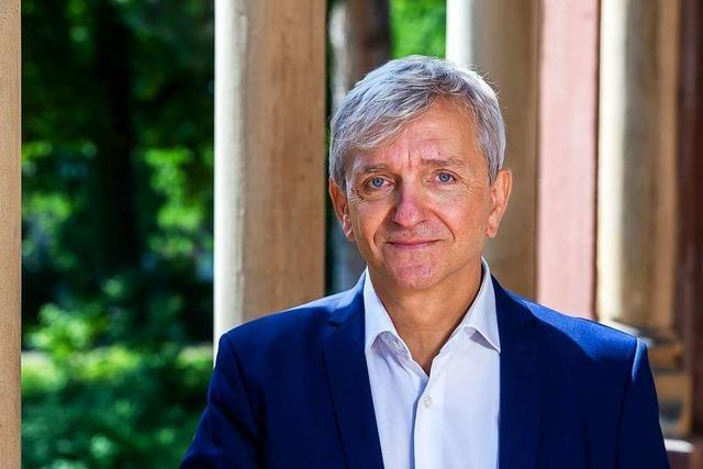 Johannes Gröger will für die Freien Wähler in den Stuttgarter Landtag