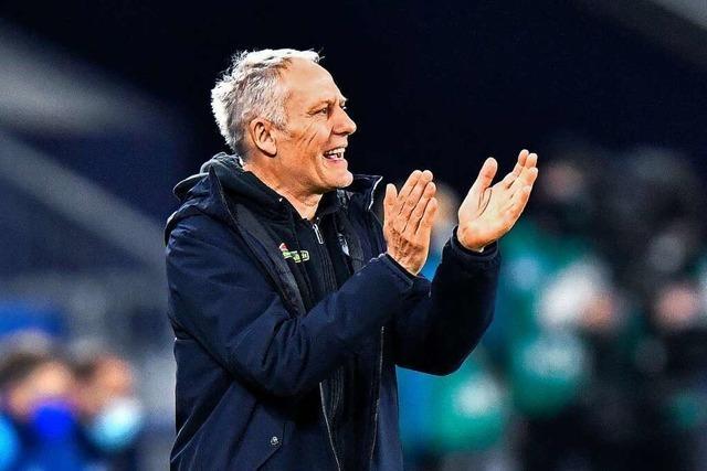 Christian Streich freut sich für den Welttrainer aus dem Schwarzwald