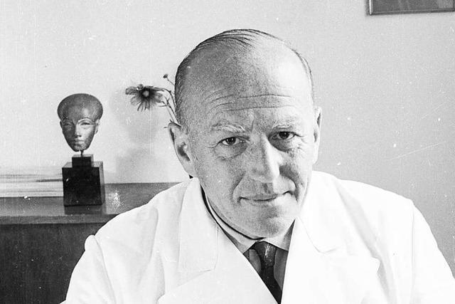 War ein Freiburger Rassenbiologe in den Tod eines Zwillings verstrickt?