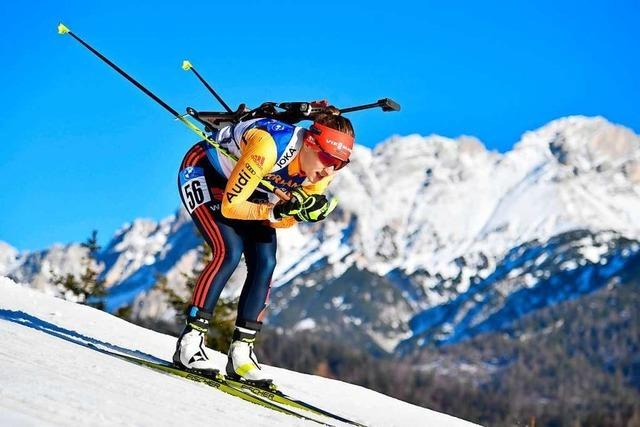 Die Schwarzwälderin Janina Hettich erfüllt die WM-Norm