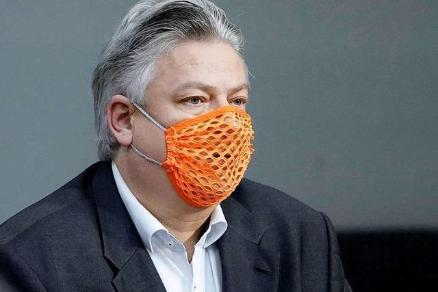 Corona-Infektion des AfD-Politikers Seitz: Häme ist nicht angebracht