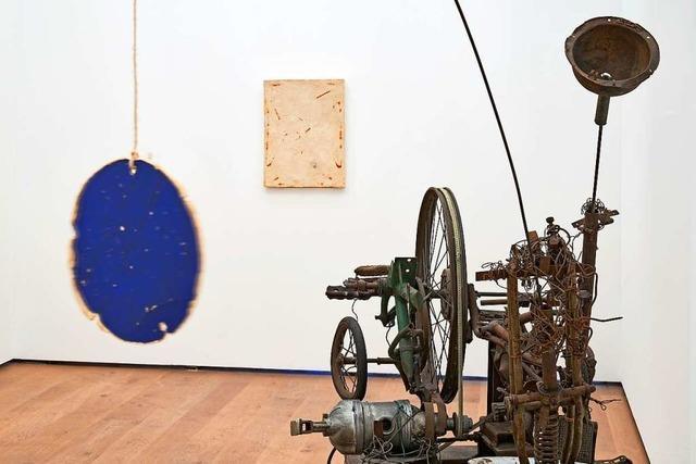 Museum Tinguely beleuchtet Pariser Künstlerviertel