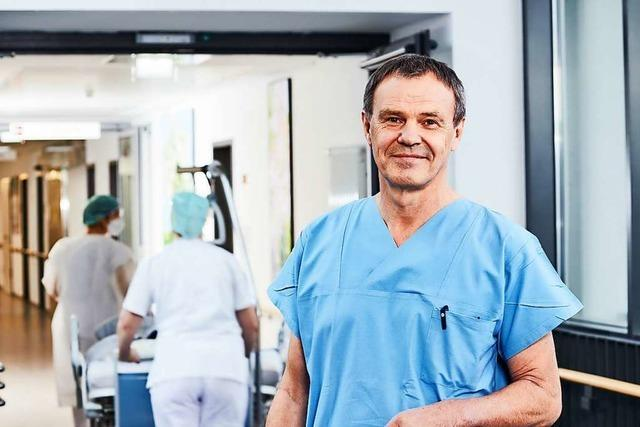 Emmendinger Chefarzt wünscht gesetzliche Regelung zur Triage
