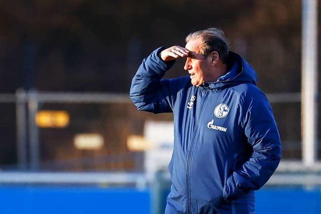 Die Lage auf Schalke ist ziemlich aussichtslos