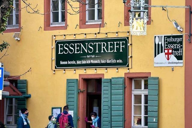 Nach langem Zank herrscht vorweihnachtlicher Friede im Freiburger Essenstreff