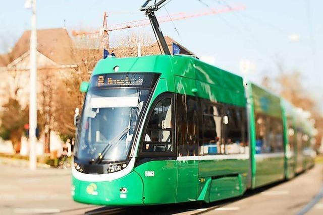 Die Tramstudie soll vor dem Mobilitätskonzept für Lörrach kommen