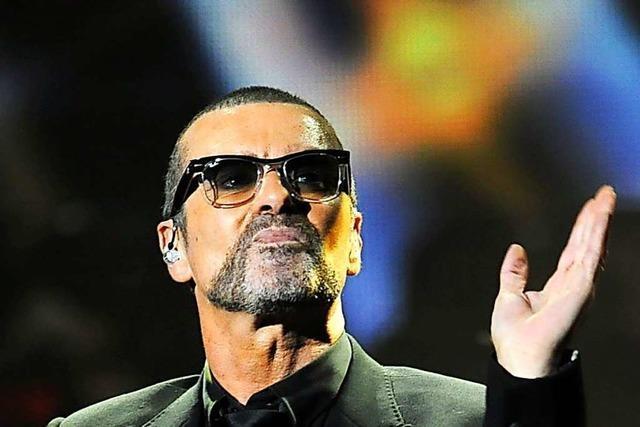 George Michael, wir vermissen dich ganz arg!