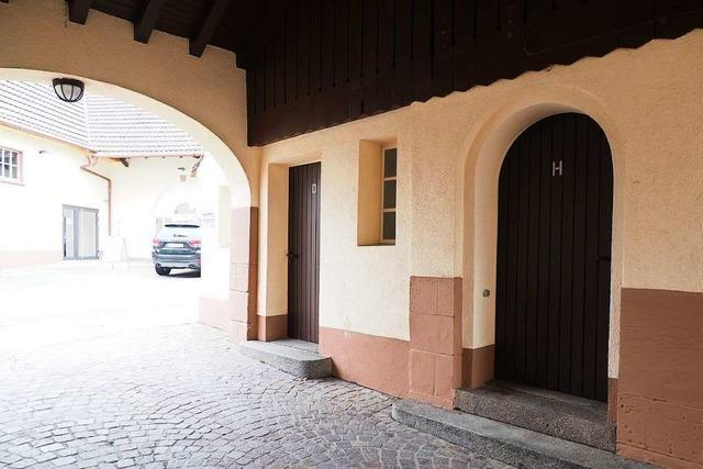 Die Toiletten im Binzener Rathaus werden öffentlich zugänglich