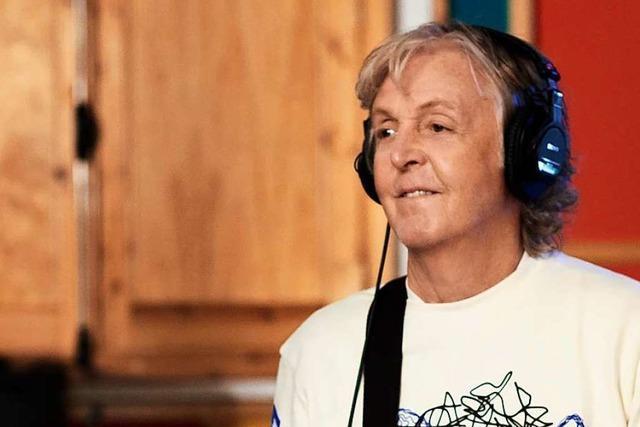 Paul McCartneys drittes Soloalbum ist in der Isolation entstanden