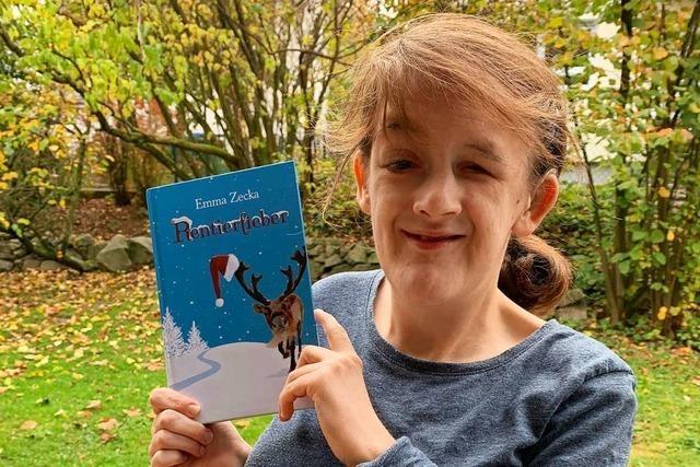 Merzhauser Autorin schreibt Weihnachtsbuch für Kinder