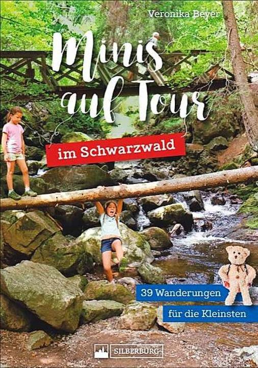 Minis auf Tour im Schwarzwald.    Foto: Silberburg