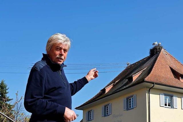In Grunern gestaltet ein Bürgerverein das Dorfleben mit Muskelkraft und Grips