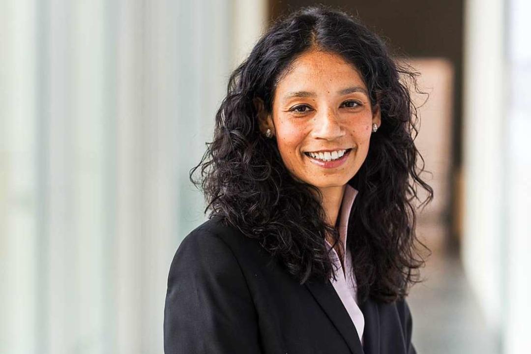 Asifa Akthar arbeitet am Max-Planck-In...ng für Chromatin-Regulierung vorsteht.  | Foto: MPI