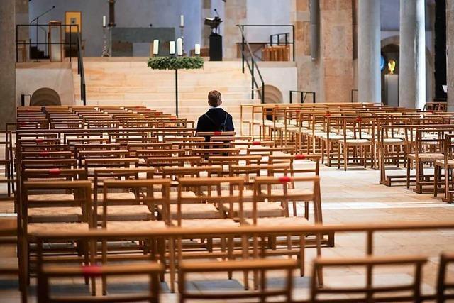 Die Kirchen in der Lahrer Region sagen weitere Präsenz-Gottesdienste wegen der Corona-Krise ab