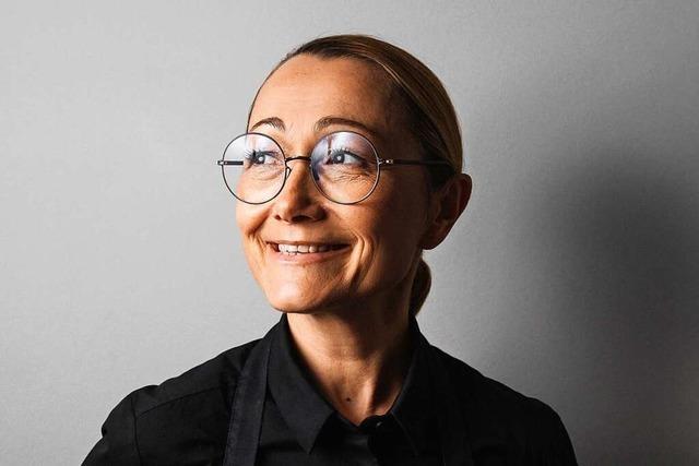 Die Basler Spitzenköchin Tanja Grandits kocht privat raffiniert vegetarisch