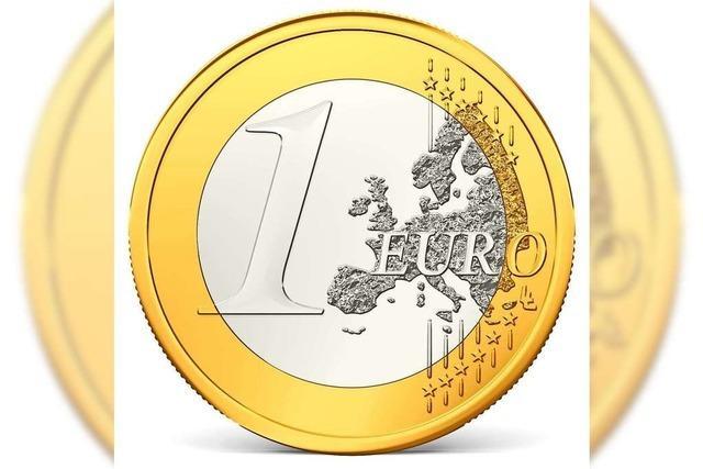 Der schwache Dollar hilft dem Euro