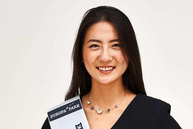Weihua Wang – eine Unternehmensberaterin wird Miss Baden-Württemberg