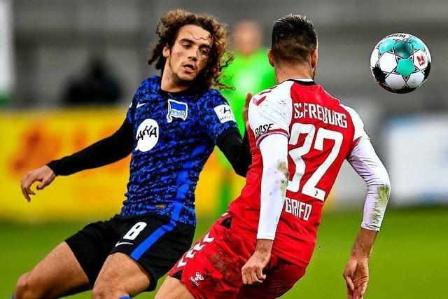 Dritter Sieg in Folge: SC Freiburg weiter im Aufwärtstrend