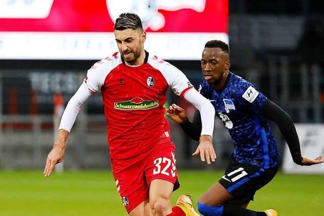 Vincenzo Grifo beweist wieder einmal seine Qualität – und erzielt sein erstes Bundesliga-Kopfballtor