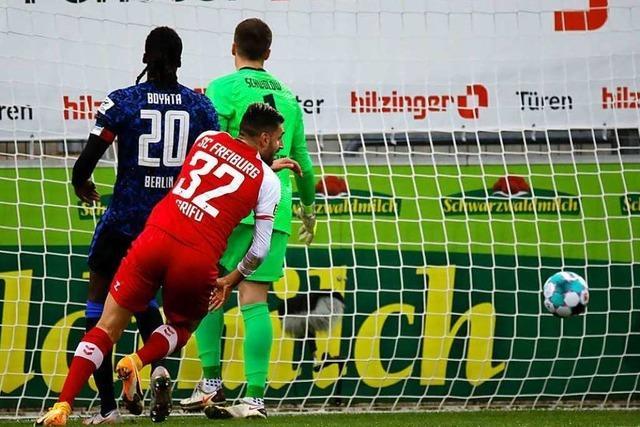Fotos: SC Freiburg beschert Fans mit drittem Sieg in Folge