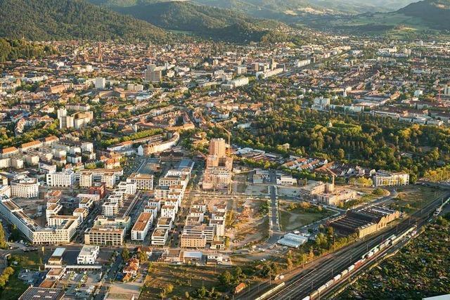Wie entwickelt sich die Freiburger Bevölkerung?