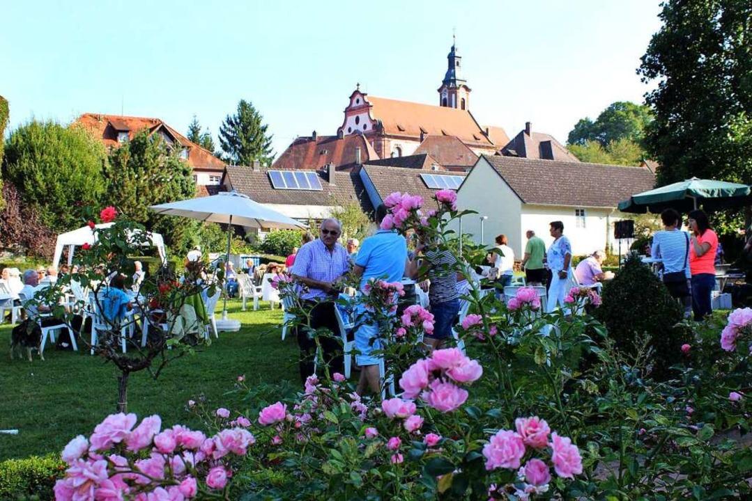 Der Kulturkeller verlegt Veranstaltungen in den Prinzengarten.  | Foto: Ulrike Hiller