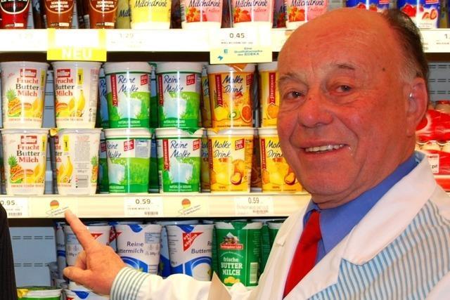 Trauer um Ulrich Schmidt, Seniorchef der Schmidt's Märkte