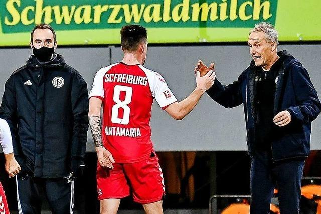 Der SC Freiburg ist charakterlich einfach stark