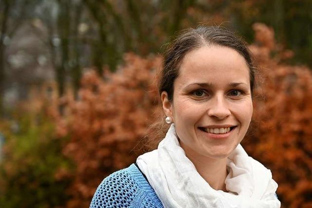 Die Pfarrgemeinde Nord verabschiedet Diakonin Verena Essig