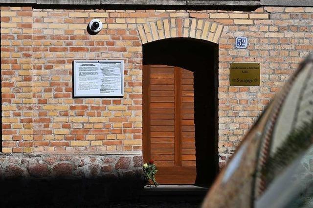 Lebenslange Haft und Sicherungsverwahrung für rechtsterroristischen Halle-Attentäter