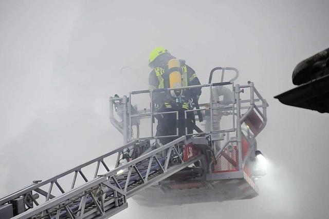 Für eine 47-Jährige kam bei einem Brand in Todtnau jede Hilfe zu spät