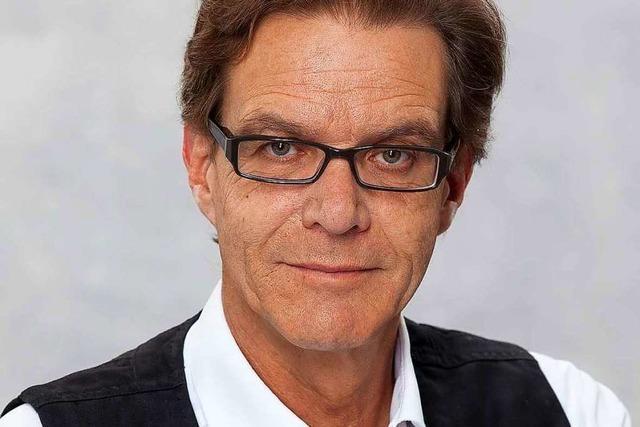 Lahrs Kulturamtschef Gottfried Berger geht in den Ruhestand