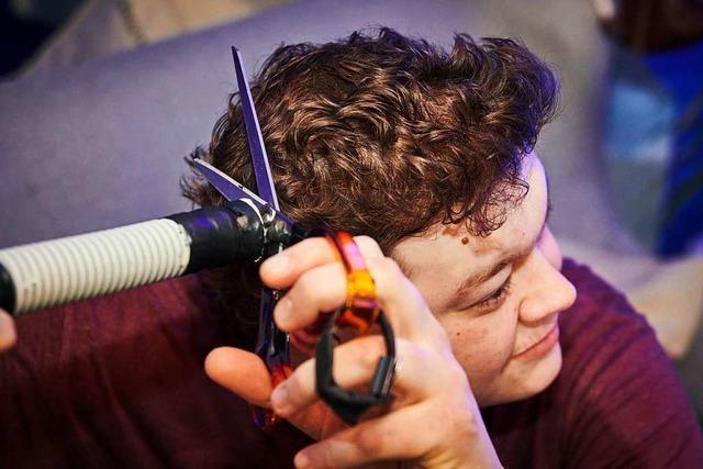 Schnipp, schnapp, Haare ab: Selber schneiden im Lockdown