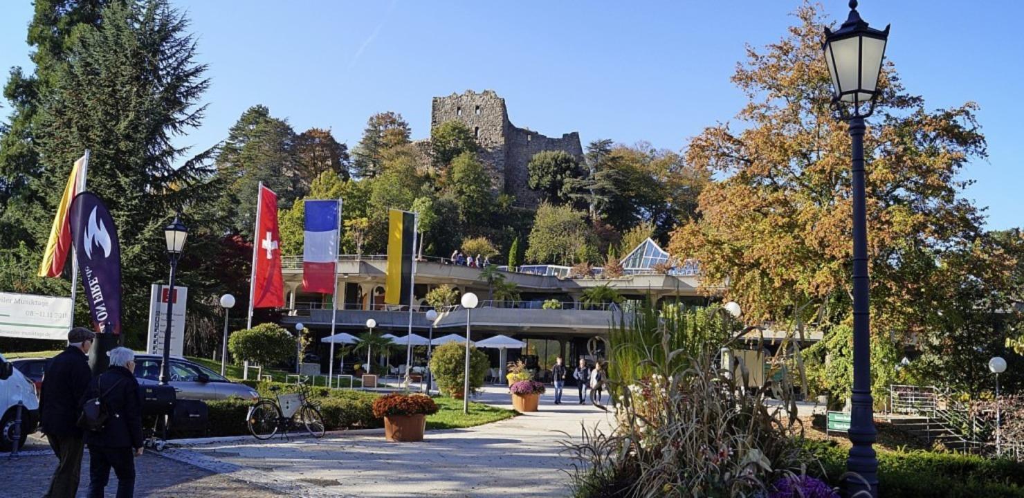 Die neue Badenweiler Tourismus GmbH wi...d Veranstaltungsmanagement im Heilbad.  | Foto: Silke Hartenstein