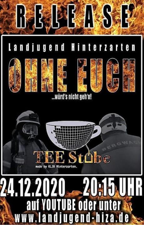 Das Plakat für die Aktion    Foto: KLJB Hinterzarten