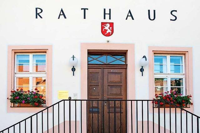 Es bleibt bei drei Bewerbern zur Bürgermeisterwahl in Oberried